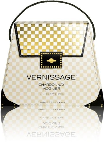 Vernissage Wine in a Handbag, Chardonnay Viognier, 1.5 Litres