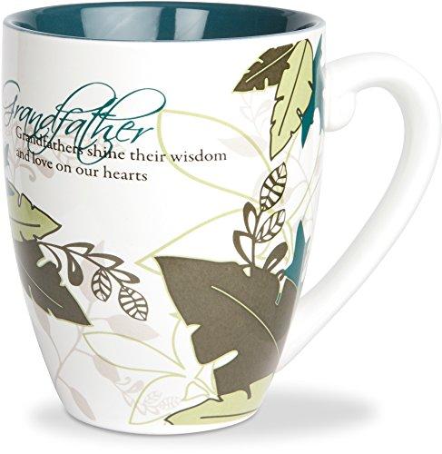 Mark My Words Grandfather Mug, 4-3/4-Inch, 20-Ounce Capacity (Grandpa Coffee Mug compare prices)