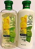 Herbal Essences Wild Naturals - Detoxifying Shampoo & Conditioner - Net Wt. 13.5 FL OZ (400 mL) Each - One Set