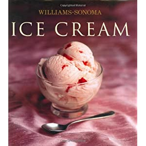 williams sonoma ice cream recipe books