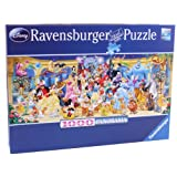 Ravensburger Disney Panoramic 1000pc Jigsaw Puzzleby Ravensburger