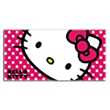 Sanrio Hello Kitty Polka Dot Beach Towel