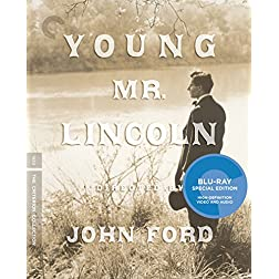 Young Mr. Lincoln [Blu-ray]