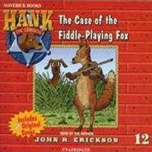 The Case of the Fiddle-Playing Fox Audiobook