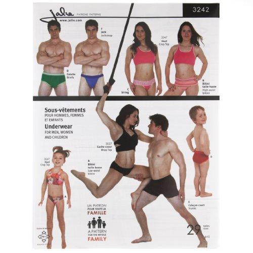 Jalie Underwear Pattern