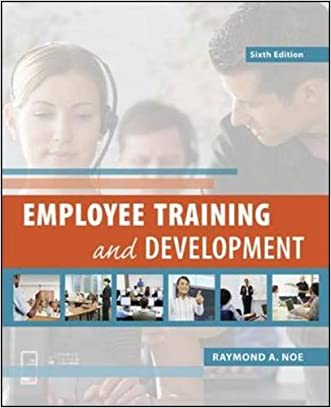 Employee Training & Development written by Raymond Noe