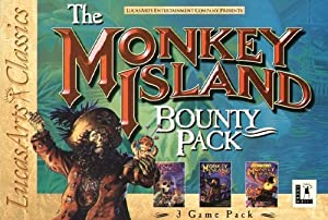 The Monkey Island Bounty Pack: The Secret of Monkey Island / Monkey Island 2, LeChuck's Revenge / The Curse of Monkey Island
