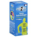 One A Day Teen Advantage Complete Multivitamin, for Him, Tablets, 80 ct.