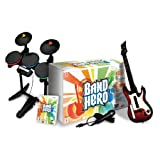 Band Hero + guitare + batterie + micropar Activision Inc.