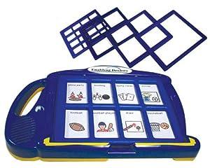 Amazon.com: Adapted 7-Level Blue Communication Builder: Health