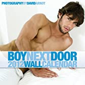 Boy Next Door 2012 Calendar