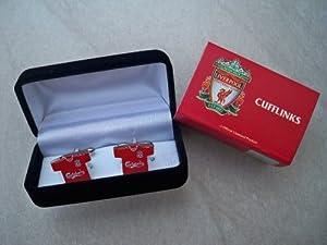 Liverpool Shirt Cufflinks from Liverpool