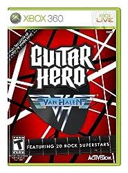 ACTIVISION-Guitar Hero Van Halen