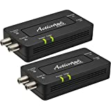 Actiontec Bonded MoCA 2.0 Ethernet to Coax Adapter, 2 Pack (ECB6200K02)