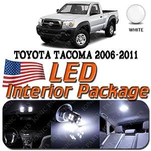 Super white 6 light bulbs led smd interior - Toyota tacoma led interior lights ...