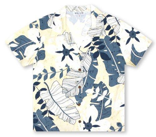 525c3985c Iolani Hawaii Ladies Jakarta Tropical Hawaiian Aloha Shirt Review