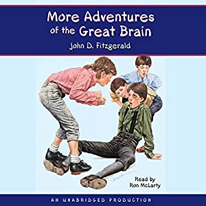 More Adventures of the Great Brain Audiobook