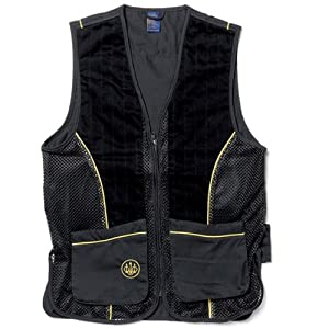 Amazon.com : Beretta Men's Silver Pigeon Shooting Vest : Athletic
