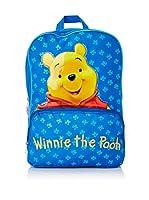 Fantasia Mochila Winnie The Pooh Azul