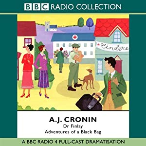Dr Finlay: Adventures of a Black Bag | [A.J. Cronin]