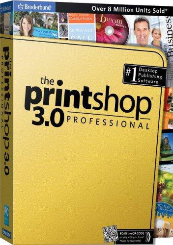 Encore Software The Print Shop 3.0 Pro DSA