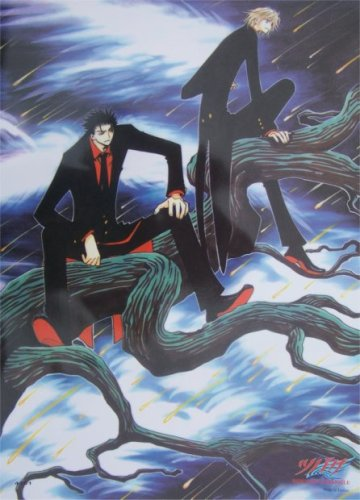 Tsubasa Reservoir Chronicle Poster 4461