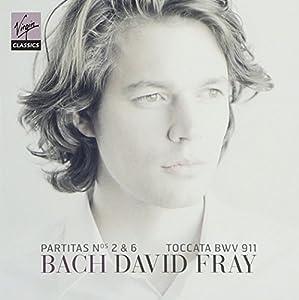 Bach: Partitas Nos. 2 & 6, Toccata BWV 911