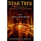 "51hEjkP1w5L. SL160 OU01 SS160  Star Trek: Department of Temporal Investigations   The Collectors (Kindle Edition) newly tagged ""star trek"""