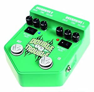 Visual Sound V2DT Guitar Distortion Effects Pedal