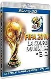 echange, troc FIFA 2010 - La coupe du monde 2010 en 3D - Blu-ray 3D active [Blu-ray]