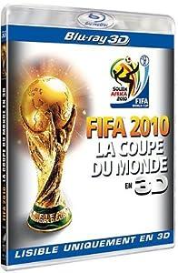 FIFA 2010 - La coupe du monde 2010 en 3D - Blu-ray 3D active
