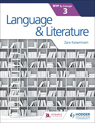 Language and Literature for the IB MYP 3 [de Castro, Ana - Amlin] (Tapa Blanda)