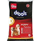 Drools Chicken And Egg Pupppy Food 15Kg (+3Kg Extra Free Inside The Pack)