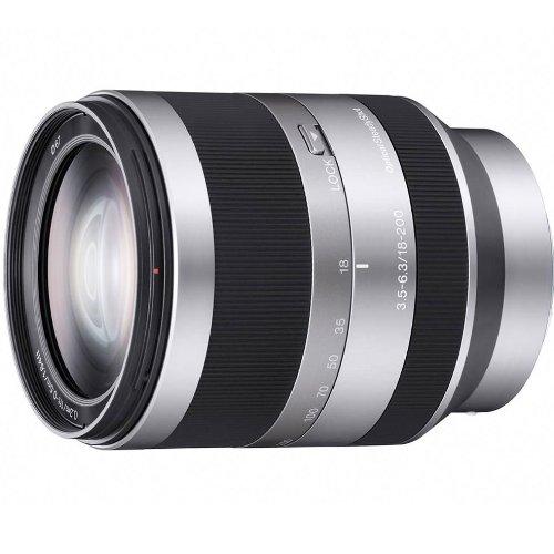 Sony SEL18200 Alpha NEX Series Lens 18-200mm F3.5-6.3 OSS