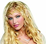 Dreamgirl Women s Elf Princess Kit, Gold, One Size