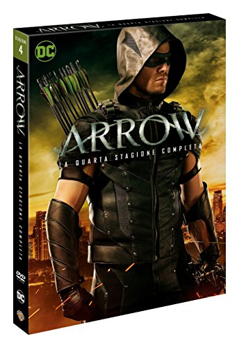 Arrow: La Quarta Stagione Completa (5 DVD)