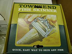 Townsend fish skinner fish scales sports for Townsend fish skinner