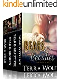 Bears & Beauties: The Complete Series (BBW Paranormal Shape Shifter Romance Boxed Set)