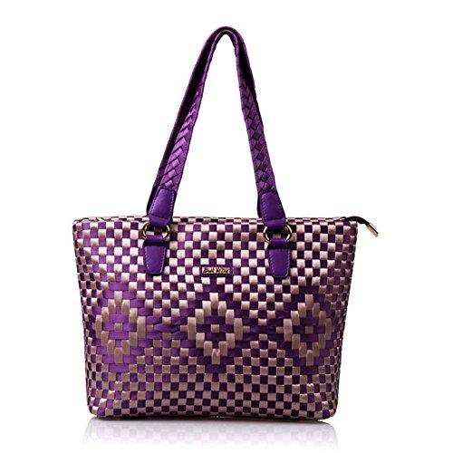 Les sacs à main de la femme/dames de mode paquet tempérament/sacs à main tissés