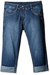 Cherokee Girls' Shorts (267486151_Lt-Blue_09Y)