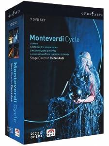 Monteverdi;Claudio Monteverdi [Import]