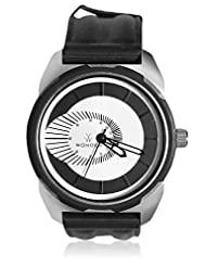 Wonder Analogue White Dial Men's Watch - Wg - 012A