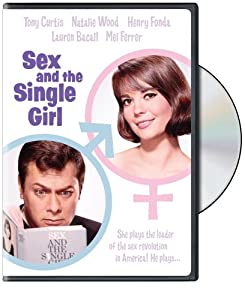 "Cover of ""Sex and the Single Girl"""