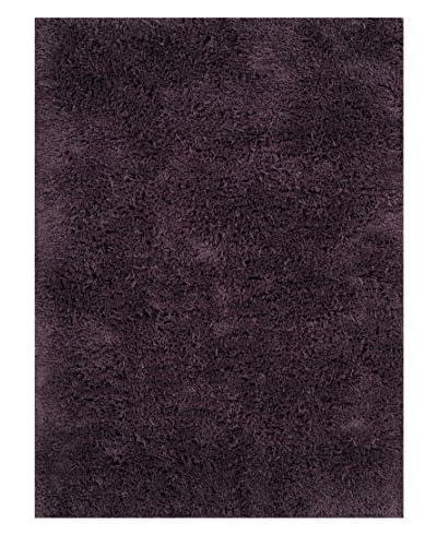 Momeni Comfort Shag Rug, Fig, 2' x 3'