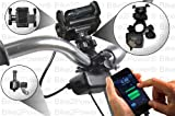 SpinPOWER S1 Universal Smartphone Bicycle USB Charger KIT