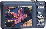 Fujifilm JX665 Digital Camera - 16 Megapixel, 5x Zoom, HD Video - Indigo Blue (Certified Refurbished)