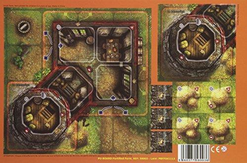 Heroes of Normandie - Fortified Farm Board Game