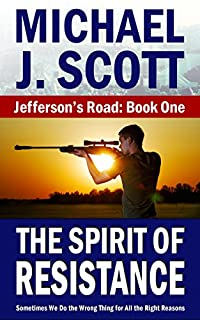 The Spirit Of Resistance by Michael J. Scott ebook deal