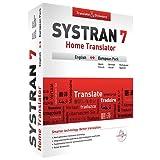 Systran 7 Home Translator  Anglais-Europe...