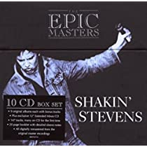 Epic Masters Box Set